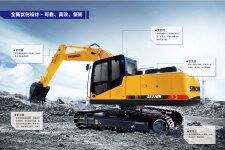 GE220H履带挖掘机
