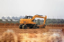 CLGW915E轮式挖掘机