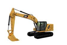 卡特彼勒新一代320液压挖掘机整机视图44758