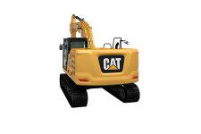 卡特彼勒新一代320液压挖掘机整机视图44761
