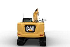 卡特彼勒新一代320液压挖掘机整机视图44762