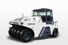 LRS1626轮胎压路机