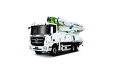 福田雷薩BJ5289THB-XD L9系列38米泵車