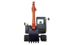 日立ZX70-5A履带挖掘机整机视图45322