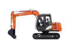 日立ZX70-5A履带挖掘机整机视图45324