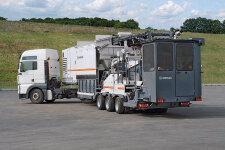 维特根KMA 220厂拌冷再生设备整机视图全部图片