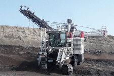 4200 SM露天采矿机(软岩)