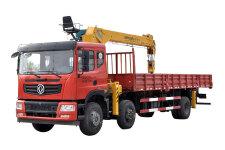 森源重工12吨随车起重机整机视图45950