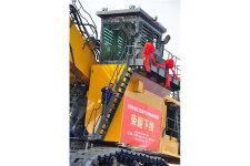 徐工XE7000正铲挖掘机局部细节46095