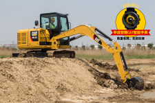 卡特彼勒305.5E2小型挖掘机