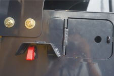 山工SEM680D 轮式装载机局部细节48014