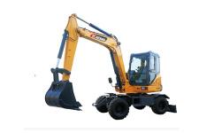 徐工XE60WA輪式挖掘機