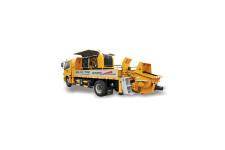 鸿得利HDL5131THB(柴油泵)车载泵
