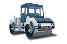 YZC12B双钢轮压路机
