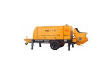 HBT 80.13.90SB拖式混凝土输送泵