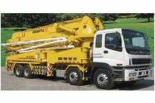 HJC5390THB混凝土泵车