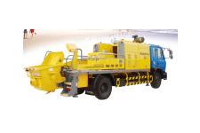 山推HJC5120THB车载泵