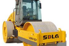 临工LGR81821三光轮静碾压路机