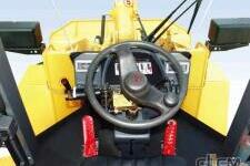 柳工CLG842-4t轮式装载机局部细节全部图片