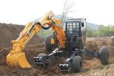 徐工ET110步履式挖掘机 整机视图8189