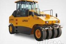 LGP830轮胎压路机