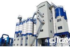 中联重科FLL40B干混砂浆生产线