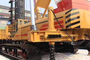中车(南车)TFC858长螺旋钻机图片集