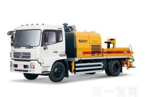 三一SY5128THB-9014C-6E车载泵图片集