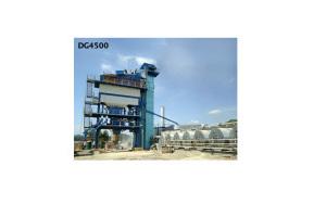 德基DG4500热拌沥青常规搅拌设备