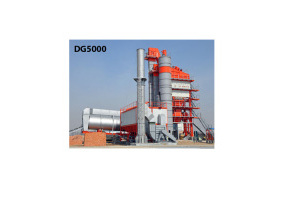 德基DG5000热拌沥青常规搅拌设备