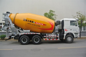 徐工XZJ5251GJBA1(10方)混凝土搅拌运输车