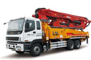徐工HB43K泵車