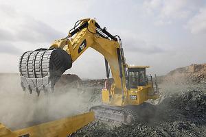 卡特彼勒6018/6018 FS 矿用液压挖掘机图片集