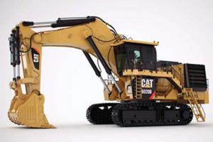 卡特彼勒6020B矿用液压挖掘机 图片集