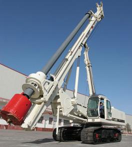 北方重工NR220旋挖钻机图片集