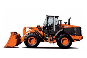 日立ZW220轮式装载机图片集