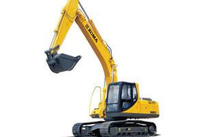 厦工XG833履带挖掘机图片集