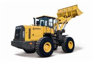 临工LG953N 5吨级轮式装载机图片集
