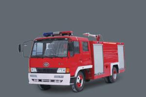 山推PM120消防车