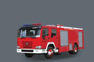 山推SG180B消防车