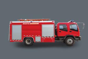 山推AP60消防车