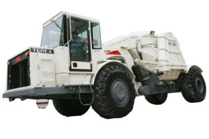 北方重工LDC-9G側卸式混凝土運輸車