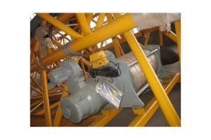 铁力士QTZ200塔式起重机图片集