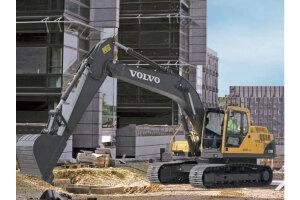 沃尔沃EC200B Prime履带式挖掘机图片集