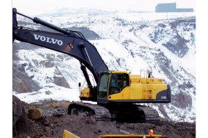 沃尔沃EC700C履带挖掘机图片集