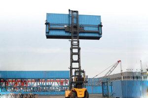 三一SDCY100K8-T集装箱空箱堆高机