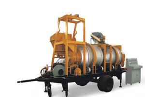 美通SLJ-5节能环保型沥青搅拌机图片集