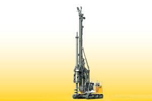 利勃海尔LB 16旋挖钻机图片集