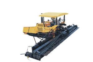 新筑MT6000S机械和液压伸缩式多功能道路材料摊铺机
