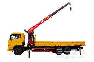 三一SPS15800直臂随车起重机